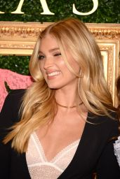 Elsa Hosk – Victoria's Secret Bralette Collection Launch in New York City 4/12/2016