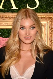 Elsa Hosk – Victoria's Secret Bralette Collection Launch in New York City 4/12/2016