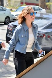Emilia Clarke Casual Style - West Hollywood 4/3/2016