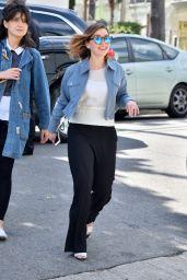 Emilia Clarke Casual Style - West Hollywood 4/3/2016