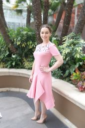 Emilia Clarke – 'Game of Thrones' Season 6 Press Conference in Hollywood