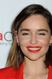 Emilia Clarke – 'The Big Picture' presentation at CinemaCon 2016 in Las Vegas