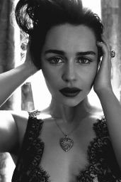 Emilia Clarke - Vogue Magazine Australia May 2016 Cover and Photos
