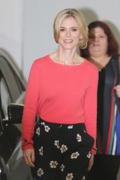 Emilia Fox - Outside ITV Studios in London 4/5/2016