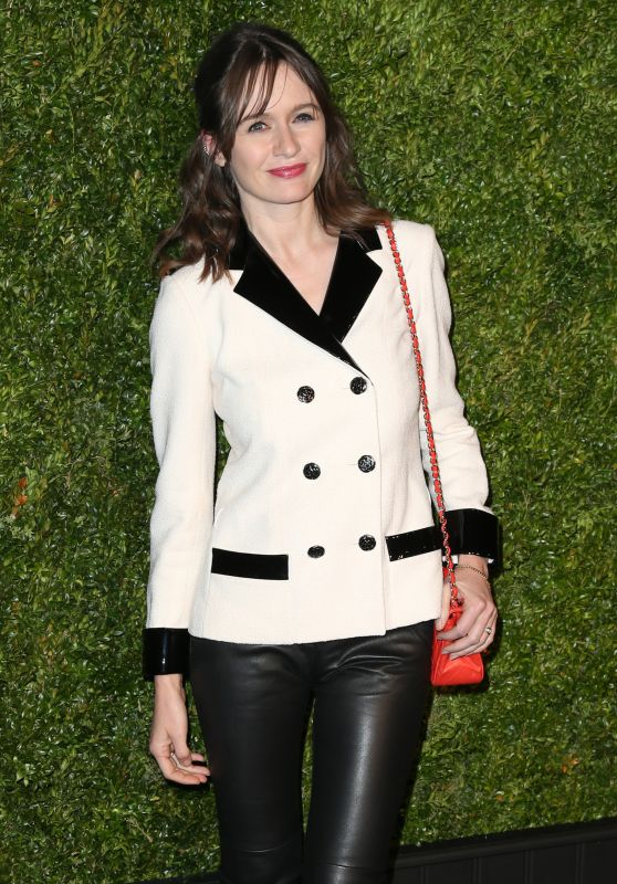 Emily Mortimer – 2016 Chanel Tribeca Film Festival Artists Dinner 4/18/2016