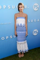 Emily Ratajkowski - Hosts Sunset Kickoff at the POPSUGAR Cabana Club in Palm Springs 4/15/2016