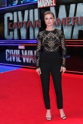 Emily VanCamp – 'Captain America: Civil War' European Premiere in London, UK 4/26/2016