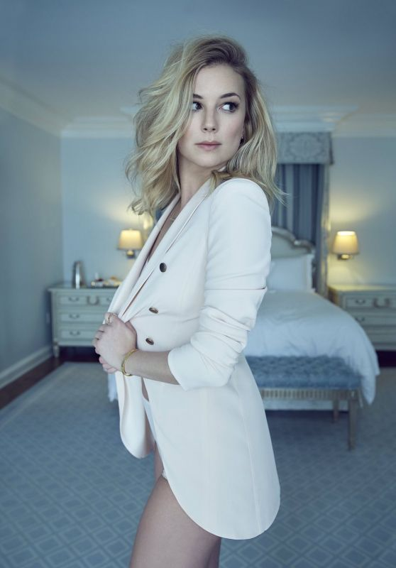 Emily VanCamp - Sharp Magazine 2016