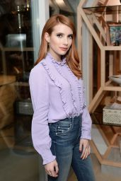Emma Roberts - Imagine Vince Camuto Launch Event in Beverly Hill, March 2016