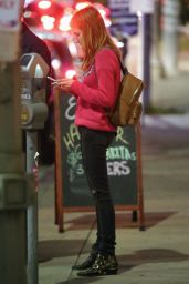 Emma Roberts - Out in West Hollywood, April 2016