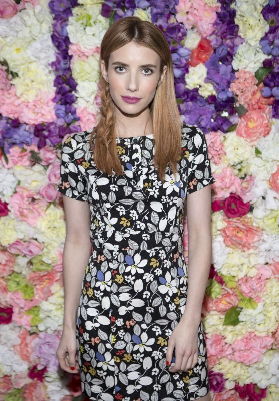 Emma Roberts - Suno Event in Los Angeles, April 2016