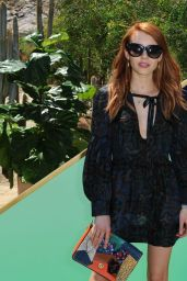 Emma Roberts - ZOEasis Presented by The Zoe Report and Guess in Palm Springs, CA 4/16/2016
