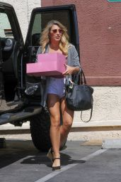 Emma Slater Visits the