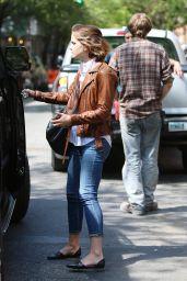 Emma Watson Urban Outfit - NYC 4/25/2016