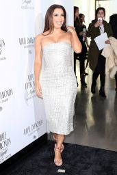 Eva Longoria - Elizabeth Taylor White Diamonds Celebration in New York City, April 2016
