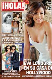 Eva Longoria - HOLA! Magazine Mexico April 2016 Issue