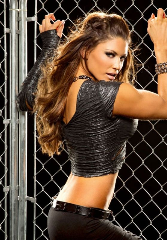 Eve Torres - WWE Divas Photo Shoot