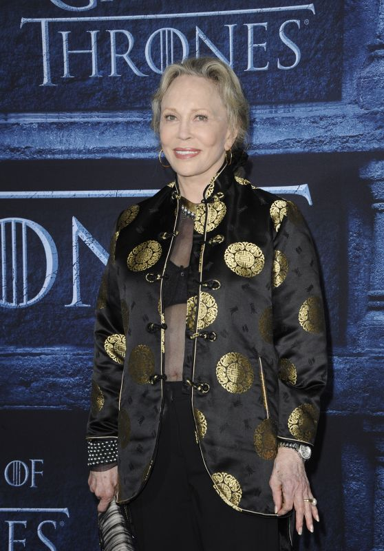 Faye Dunaway – 'Game of Thrones' Season 6 Premiere in Los Angeles