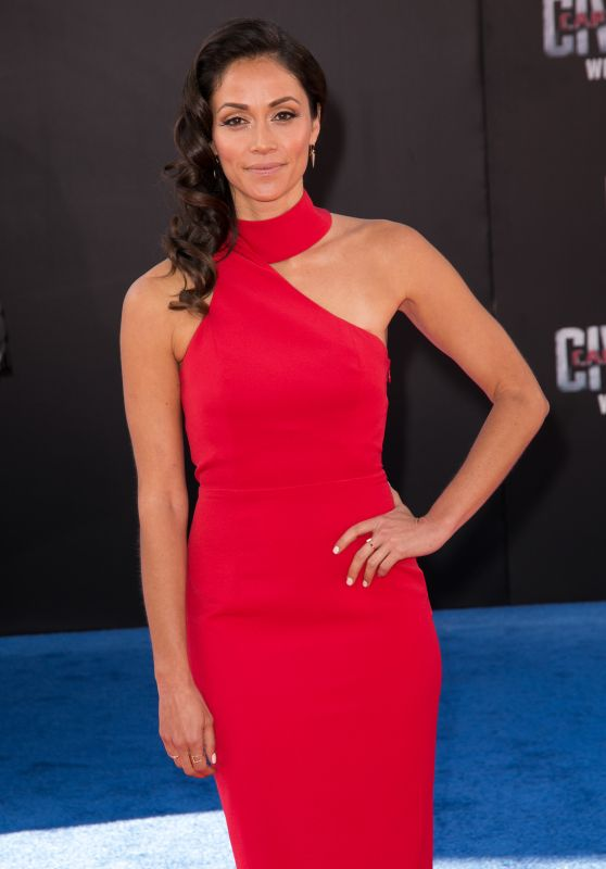 Fernanda Andrade – 'Captain America: Civil War' World Premiere at Dolby Theatre in Hollywood