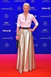 Franziska Knuppe - Laureus World Sports Awards at Messe Berlin 4/18/2016