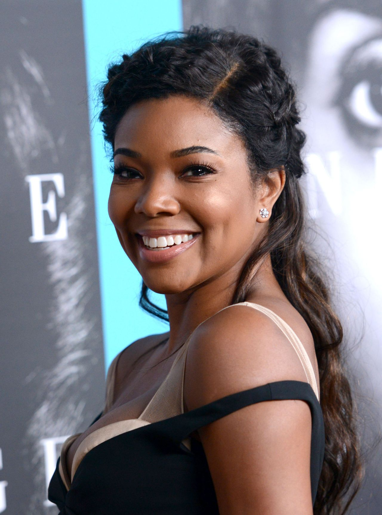Gabrielle Union Covers Hype Hair Magazine S March 2015 Issue: 'Confirmation' Premiere At Paramount