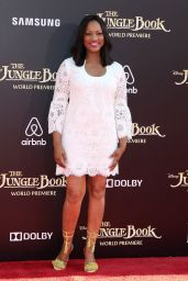 Garcelle Beauvais – Disney's 'The Jungle Book' Premiere in Hollywood