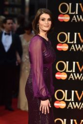 Gemma Arterton - 2016 Olivier Awards in London, UK