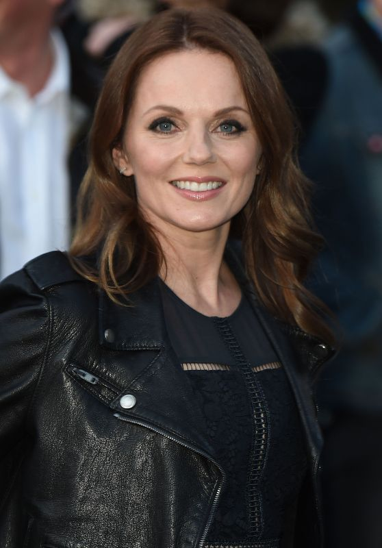 Geri Halliwell – The Rolling Stones Exhibitionism in London, UK 4/4/2016