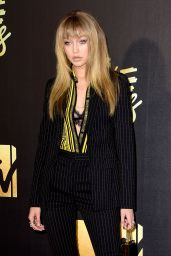 Gigi Hadid – 2016 MTV Movie Awards in Burbank, CA