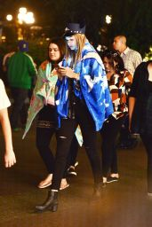 Gigi Hadid at Disneyland 4/26/2016