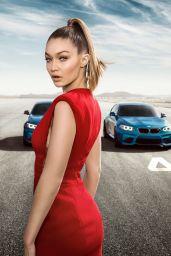 GiGi Hadid - BMW M2 Ad 2016