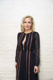 Gillian Anderson - Gabriela Hearst Dinner in Celebration of Gillian Anderson in New York, April 2016