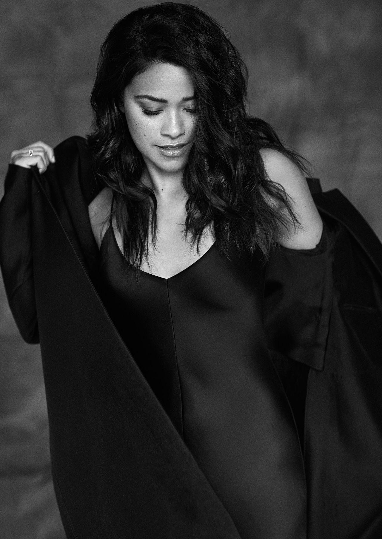 Gina Rodriguez Photoshoot For Yahoo Style 2016