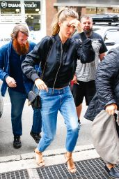 Gisele Bundchen Urban Outfit - New York City 4/28/2016
