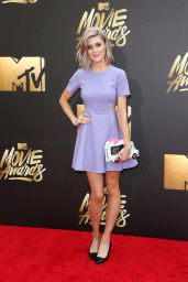 Grace Helbig – 2016 MTV Movie Awards in Burbank, CA