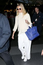 Gwyneth Paltrow - Arrived at JFK Airport New York 4/11/2016