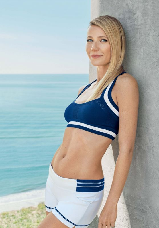 Gwyneth Paltrow - Self Magazine May 2016 Issue