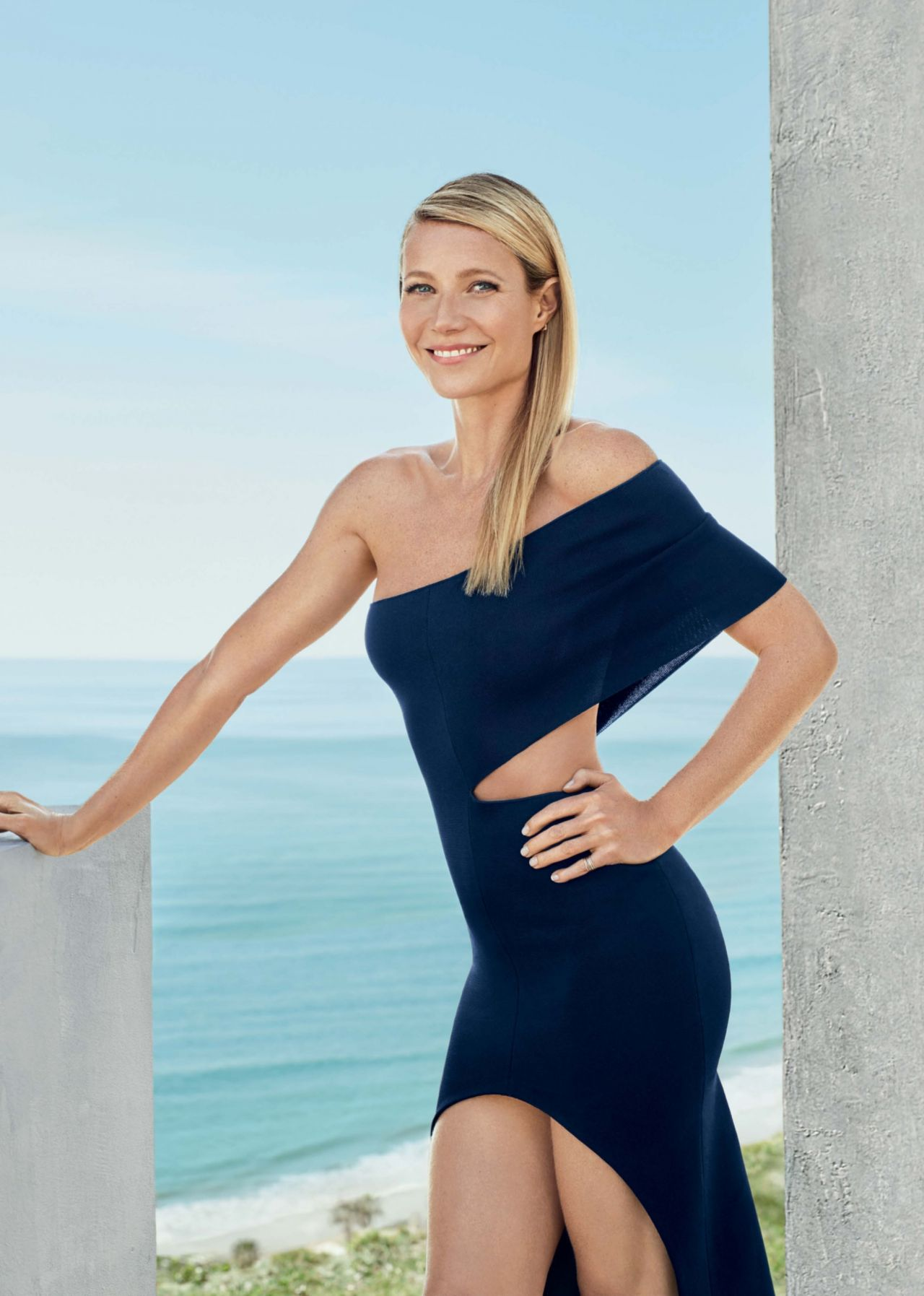 Gwyneth Paltrow Self Magazine May 2016 Issue