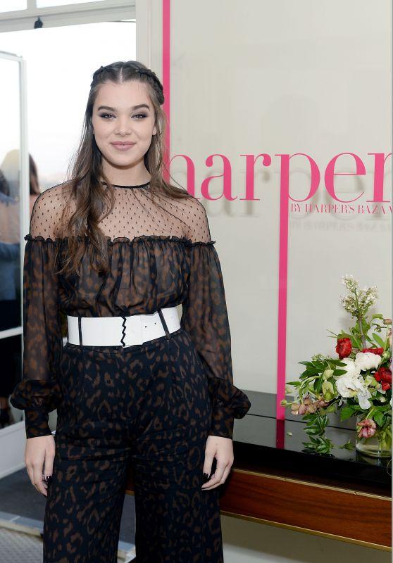 Hailee Steinfeld - Harper x Harper