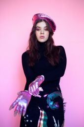 Hailee Steinfeld – Ladygunn Magazine March 2016 Photos