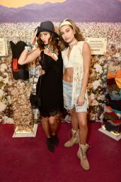 Hailey Baldwin - H&M Loves Coachella Pop UP at The Empire Polo Club in Indio 4/15/2016