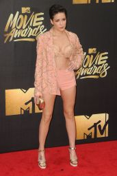 Halsey – 2016 MTV Movie Awards at Warner Bros. Studios in Burbank