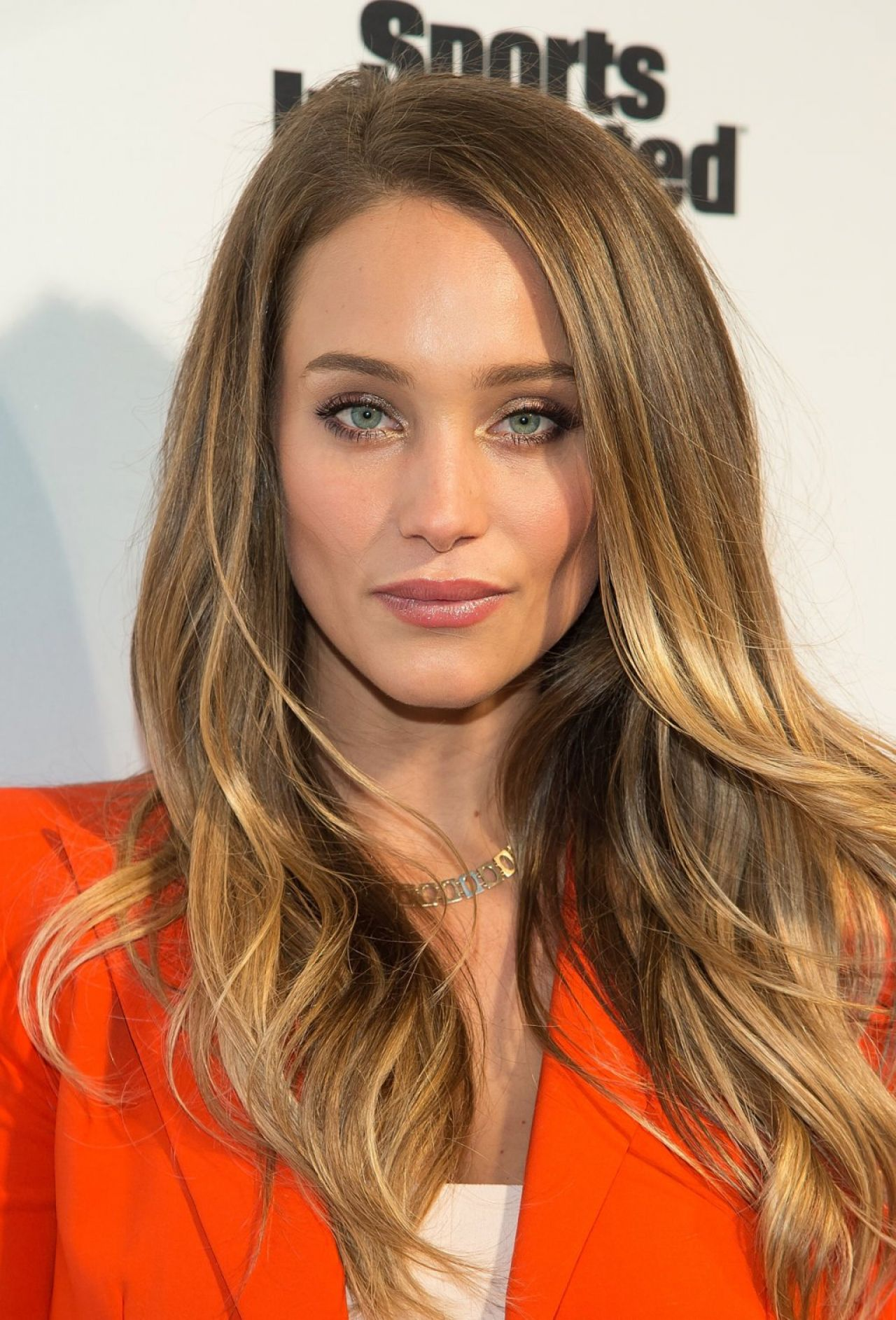 Hannah Davis - SI Swimsuit Edition Launch Event in New