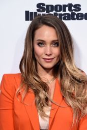 Hannah Davis – Sports Illustrated's Fashionable 50 NYC Event 4/12/2016