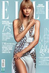 Hannah Ferguson - Elle Magazine Brazil April 2016 Issue