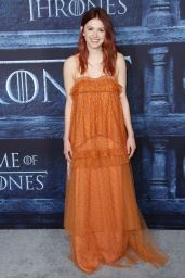 Hannah Murray – 'Game of Thrones' Season 6 Premiere in Los Angeles