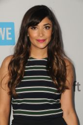 Hannah Simone – WE Day California 2016 in Inglewood, CA