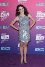 Hayley Huntley - 2016 TV Land Icon Awards in Santa Monica