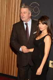 Hilaria Baldwin - NYU TISCH 50th Anniversary Gala in New York City