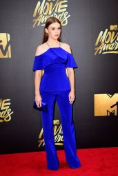 Holland Roden – 2016 MTV Movie Awards in Burbank, CA